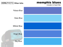 Honl Photo Memphis Blues Filter Kit