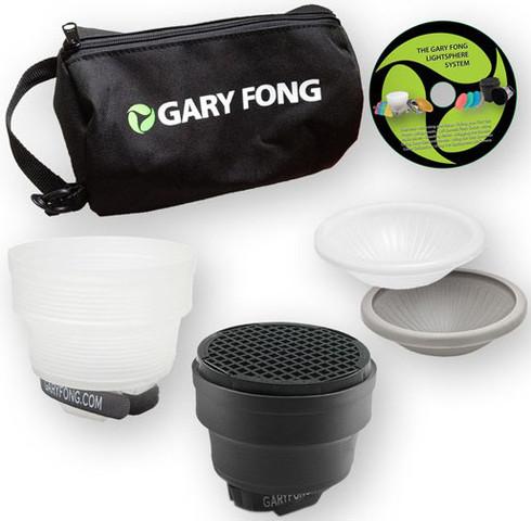 Gary Fong Portrait Lighting Kit