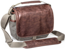 Think Tank Photo Retrospective 5 Leather Shoulder Bag - Pinestone