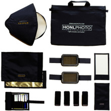 Honl Photo 16 Piece Master Small Flash Lighting Kit