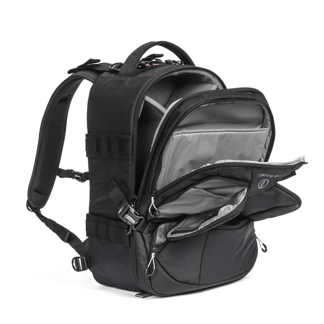 aedc6e180f4 Tamrac Anvil 23 Pro Camera Backpack - Opened. Loading zoom