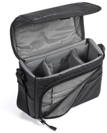 Tamrac Derechoe 3 Urban Minimalist Camera Bag - Open, all