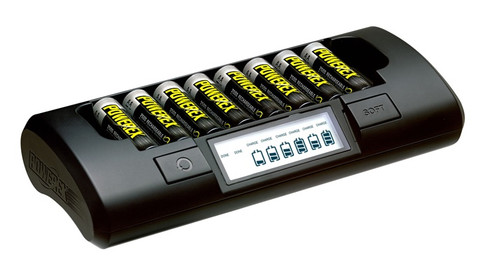 PowerEx MH-C801D Eight Cell 1-Hour Charger