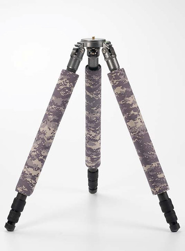 LegCoat Tripod Leg Covers (Digital Camo)