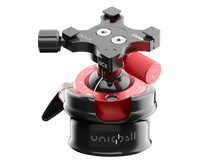 UBH 45XC Ballhead with X-Cross Clamp