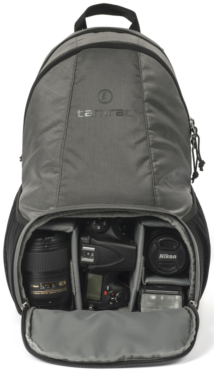 Tamrac Tradewind Backpack 24 Dark Grey for DSLR Cameras