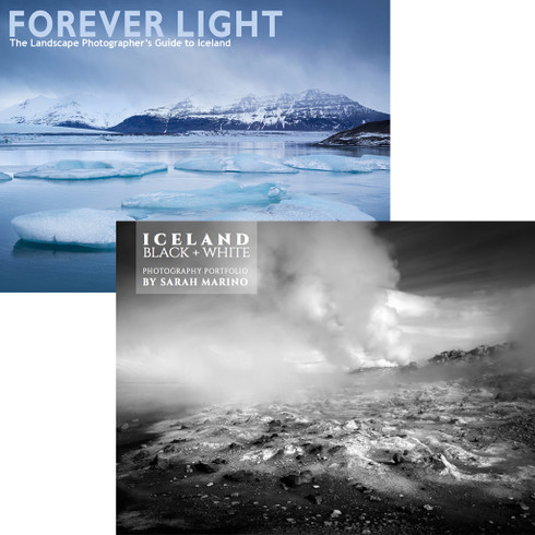 Nature Photo Guides - Iceland Bundle