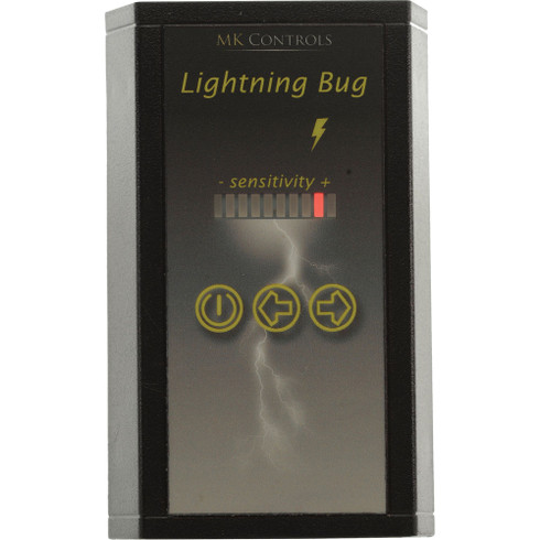 Photograph lightning with the Lightning Bug  Auto Shutter Release by MK Controls