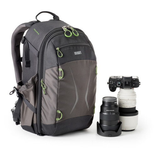 TrailScape 18L is a great hiking backpack for photographers.