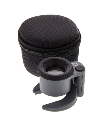 With the Sensor Check® - DSLR Sensor Loupe, you can easily see dust on your sensor and save yourself the step of removing dust and spots from images.