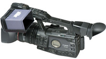 "Hoodman HD Camcorder Hood fits 4"" HD LCD screens"
