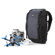FPV Session Backpack - Fits 2-3 drones on the front of the backpack or with props removed, 2-3 on the inside of the backpack