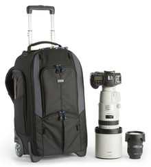 StreetWalker v2.0 Rolling DSLR Camera Backpack Carry-On