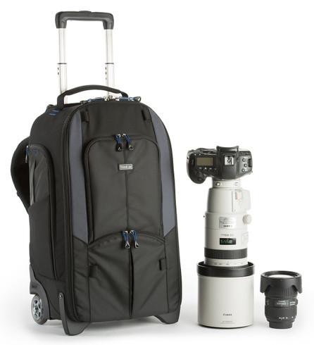 StreetWalker v2.0 Rolling DSLR Camera Backpack Carry-On