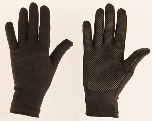 Touchscreen work gloves - eGloves (Black)