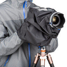 Emergency Rain Cover for DSLR and Mirrorless Cameras - Small size.