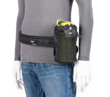 R U Thirsty? v3.0 - modular belt pouch attached to Think Tank belt (belt sold separately).