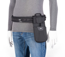 Camera Clip Adapter v3.0 pictured attached to Think Tank belt (belt not included; sold separately).