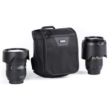 Skin 50 v3.0 - Modular Belt Pouch pictured with camera lenses (lenses not included).
