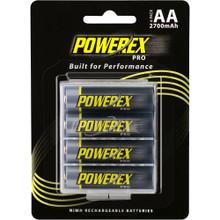 Powerx PRO Rechargeable AA NiMH Batteries (1.2V, 2700mAh)