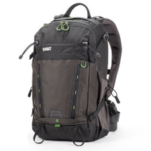 BackLight 18L Charcoal front