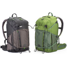 BackLight 36 L Charcoal and Woodland Green