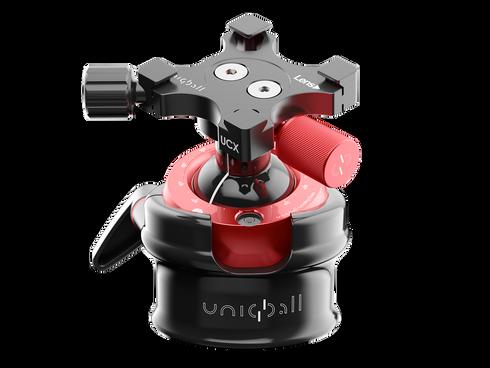 UniqBall UBH45XC with X-Cross Clamp