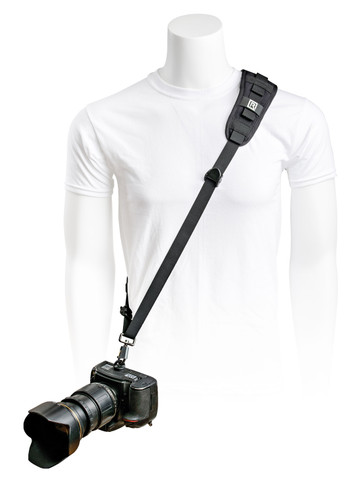 BlackRapid Delta Camera Sling Front - Black