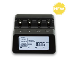 MAHA Powerex C9000PRO Professional Charger-Analyzer