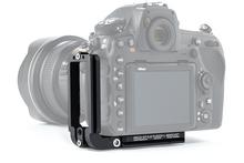 Arca-Swiss Compatible Fusion L-Bracket, Black