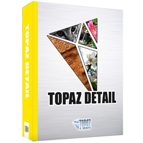 Topaz Labs - Topaz Detail