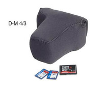 OP/TECH OP/TECH USA Soft Pouch Digital for Micro 4/3 CamerasUSA Soft Pouch - Black