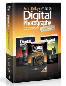 Scott Kelby's Digital Photography Boxed Set Vol. 1-3