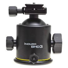INDURO BHD3 Ballhead (front view)