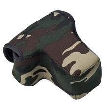 LensCoat BodyBag with Lens (Forest Green Camo)