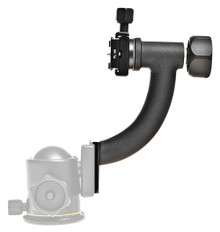 INDURO GHBA Gimbal Head (requires a heavy-duty ballhead for proper use; not included).