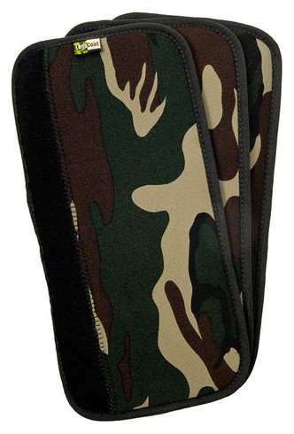 LegCoat Wraps - 107 (Forest Green Camo)