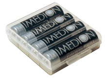 PowerEx Imedion 2400mAh NiMH Ultra Low Discharge Batteries - 4 Pack
