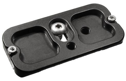 """P-5 Arca-Swiss Style Universal Camera Body Plate, 3"""" Long"""