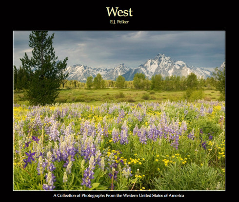 West eBook by E.J. Peiker