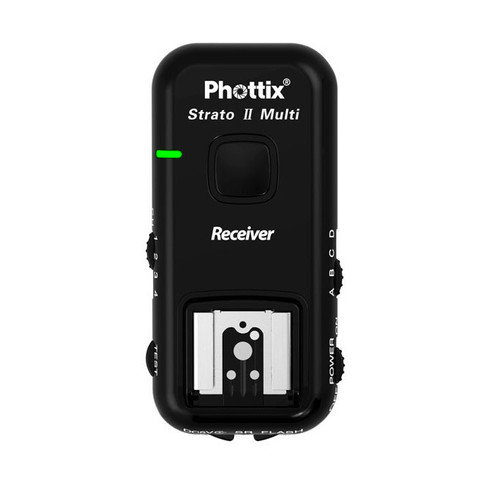 Phottix Strato II Multi 5-in-1 Receiver for Canon and Nikon