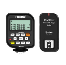 Phottix Odin Wireless TTL Flash Trigger / Receiver for Canon and Nikon