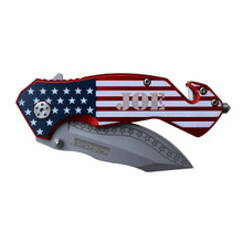 Custom Pocket Knife and USA Gift