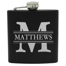 Personalized Groomsmen Flasks