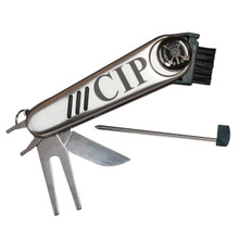 Personalized Golf Divot Repair Multi Tool - All In One Golf Tool
