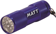 Personalized LED Flashlight - Custom Engraved for Free