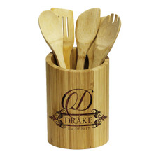 Personalized Kitchen Tool Holder