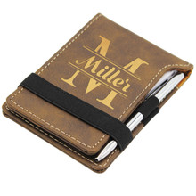 Personalized Notepad with Pen