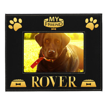 Personalized Dog and Pet Picture Frame