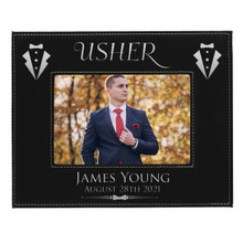 Personalized Groomsmen Picture Frame